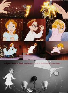 Peter Pan - need to get this movie for a disney day-one of the all time favs