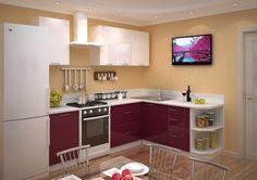 фото «Валерия-М» Набор мебели для кухни №12 магазин Много Много мебели