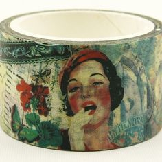 Hollywood  Japanese Washi Masking Tape  25mm wide  by zakkalover