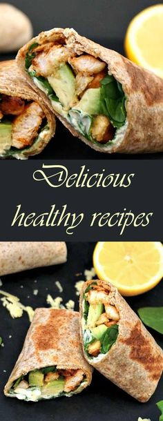 What more can you want than some of the sought after recipes for some of the healthy foods that doesn't send you on a guilt trip when you eat it? A well-balanced diet can be as quick as a chicken breast on the grill and a salad. Well, a healthy meal anyway. It isn't as confusing as people think it is to develop healthy eating habits. Discover more: Delicious healthy recipes dinner, weight loss, lunch