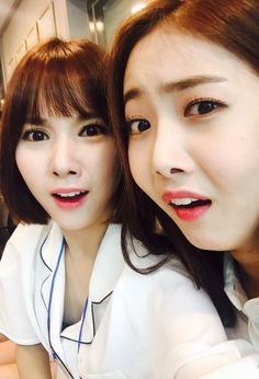 GFRIEND Eunbi Line