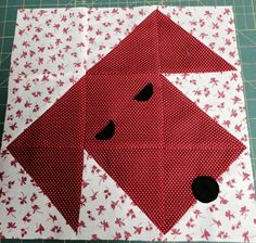 "Linda Marsee Dingley‎ 12 1/2 block- 4 squares ( of 2 colors, 8  Total) 4 7/8"", 1 square (of each color )4 1/2"" 9 1/2"" block- 4 square ( of 2 colors, 8 total) 3 7/8"", 1 square (of each color) 3 1/2"" 6 1/2"" block- 4 squares ( of 2 colors, 8 Total)2 7/8"", 1 square (of each color) 2 1/2"""