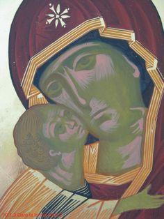 Religious Icons, Religious Art, Madonna, Face Icon, Byzantine Art, Catholic Art, Orthodox Icons, Sacred Art, Painting Techniques