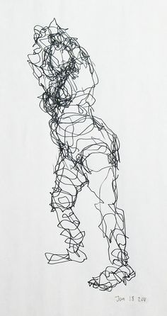 giacometti gesture drawings - Google Search                                                                                                                                                                                 More