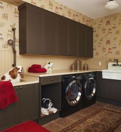 Your dog's bed can seamlessly be added to the decor of the house.