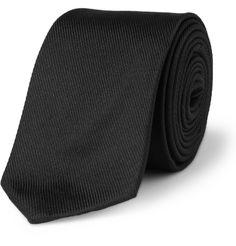 Spencer HartSilk-Grosgrain Tie