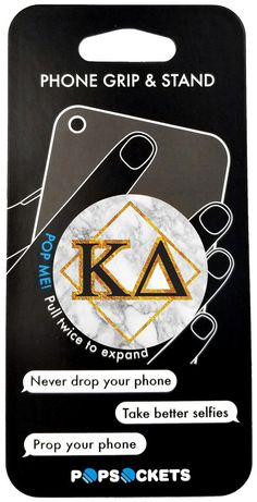 Kappa Delta Sorority Popsocket - Brothers and Sisters' Greek Store