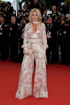 870d6c6e2f1f There is no Cannes red carpet unless we see a lot of Hofit Golan. Hofit  always seems to steal the show