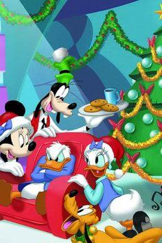 a very Mickey Christmas