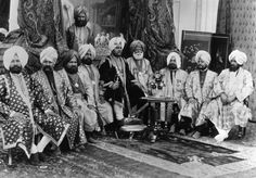 Raja Jagatjit Singh was the ruling King of the princely state of Kapurthala in the British Empire of India from 1877 until his death in He ascended the throne of Kapurthala state on 16 October 1877 By Rohit Sonkiya Duleep Singh, Indian Prince, Royal Indian, History Of India, Mughal Empire, Frozen In Time, Royal Life, Blue Bloods, Old Pictures