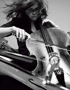Cello / Sonia Wieder-Atherton by JB Mondeno. Miss that feeling.