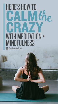 Meditation and mindfulness help you find more presence, peace and control in your daily life. Get relatable and applicable advice to start your practice.