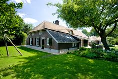 Projecten | van Houtum Architecten Erp North Sea, Architecture, Beautiful Homes, Gazebo, Shed, Castle, Villa, Barn, Farmhouse