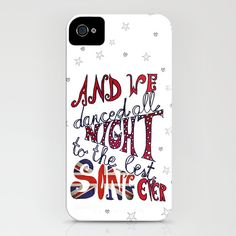 Best Song Ever iPhone & iPod Case