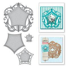 Label 48 Decorative Elements | Spellbinders