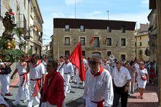Santacara: Dia de la Virgen 2015 - 2ª Parte Pamplona, Street View, Fiestas