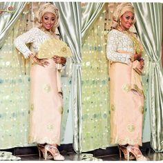 BEST NIGERIAN WEDDING BEAUTY LOOKS VOL-2