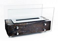 Fire Design Lareira Ecológica à Alcool 99 cm (Etanol)