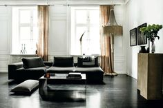 Trend: The Monochrome Home - The Chromologist