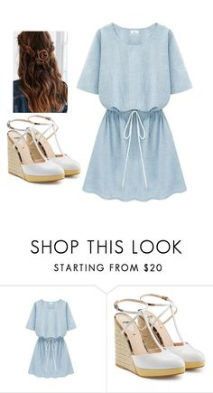 """""""Untitled #135"""" by smileforever1654 ❤ liked on Polyvore featuring Fendi and Urban Outfitters"""
