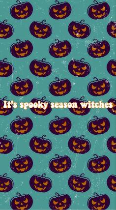 Halloween Wallpaper Iphone, Holiday Wallpaper, Halloween Backgrounds, Fall Wallpaper, Wallpaper Backgrounds, Phone Backgrounds, Halloween Patterns, Halloween Art, Halloween Themes