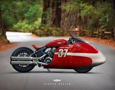Indian Scout by Jakusa Design