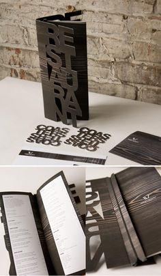 Beautiful branding work for the Westwood Hotel by designer Julien De Repentigny.