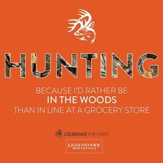 Hunting: not a hobby but a way of life