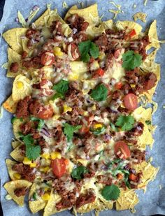 "Just choose ""vegan dairy products"" Veggie Recipes, Cooking Recipes, Healthy Recipes, Veggie Food, Pesco Vegetarian, My Cookbook, Tex Mex, Vegetable Pizza, Food Inspiration"