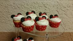 Cupcake made for my sis Baby  shower.. pretty good for homemade