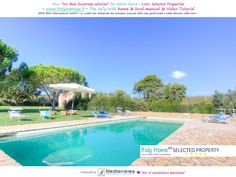 Location vacances villa Capalbio