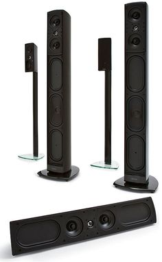 Definitive Technology Mythos STS SuperTower Speaker System | Home Theater