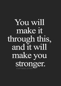 This is so true! Never imagined I could be so strong on the darkest days. #Resilience