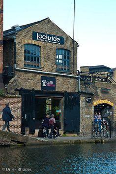 Lockside Camden Markets, London