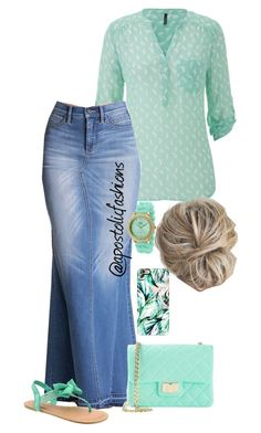 """Apostolic Fashions #801"" by apostolicfashions on Polyvore featuring maurices, Casetify, Bebe, Design Inverso, TKO Orlogi and Pierre Dumas"