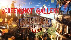 Art of videogames #8 - Bioshock infinite screenshots
