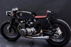 Honda CB550 Cafe Racer | Eastern Spirit