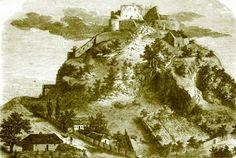 Cetatea Deva - gravuri, desene, picturi Doors, Gate