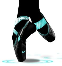 nike pointe shoes my daughter would love these