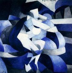 Figure triste - (Francis Picabia)
