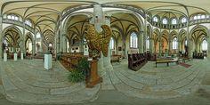Aigle-lutrin de l'église Notre-Dame-des-Champs d'Avranches  -  France © Pascal Moulin