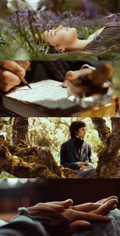 'Bright Star'. You've missed out if you haven't seen this beautiful portrayal of the romance between John Keats and Fanny Brawne.