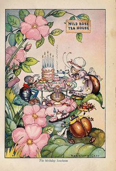 Harrison Cady (1924) Ant Ventures | Wannabe Wonderlands: Outside of Oz