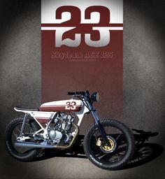 Skyteam ACE 125