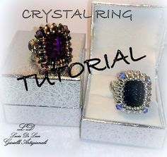 Tutorial Anello CRYSTAL RING