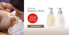 Natura para pessoas que amam se cuidar : A fragrância relaxante, associada a um ritual de t...