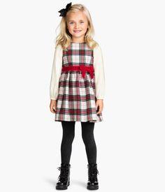 Nov 22 Parade Plaid Dress $19.95  | H&M US