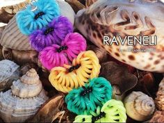 RAVENELI is an original design by @loomiemama on Instagram. Tutorial is by @jaysalvarez.