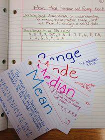 Runde's Room: Math Journal Sundays - Data Management