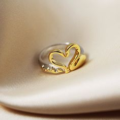 Captain Swan Ring with an heart with the by Gadget4Entertainment